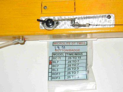 Badge BL7 DT Timer | Model Flight