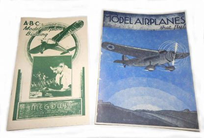Reprints on Building Rubber Powered Model Airplanes   Model Flight